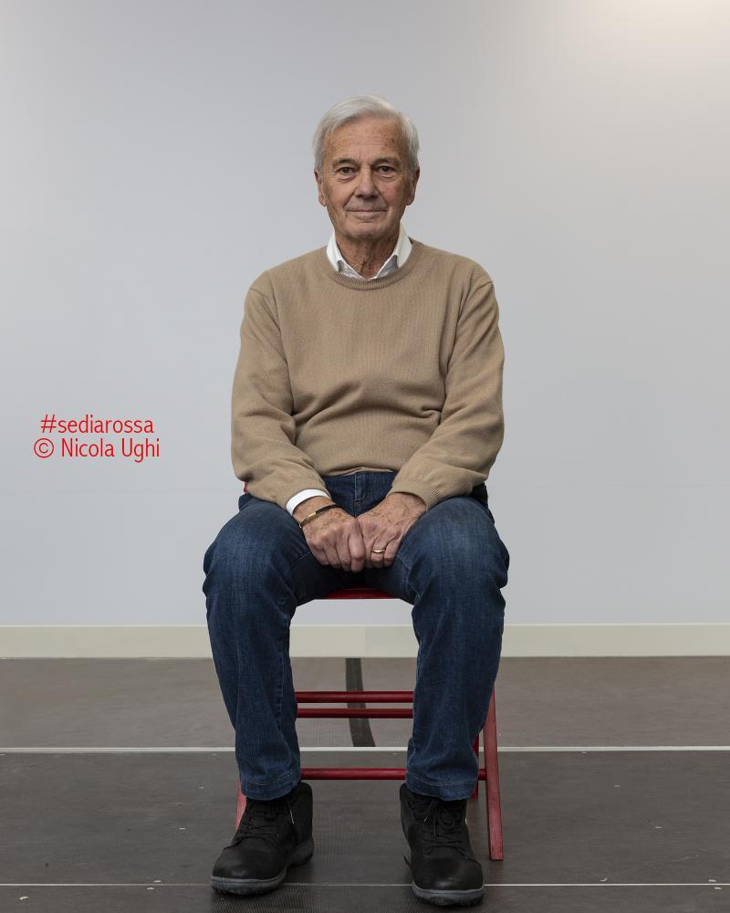 il Mister Gigi Simoni