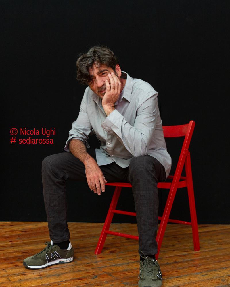 il cantautore Bobo Rondelli
