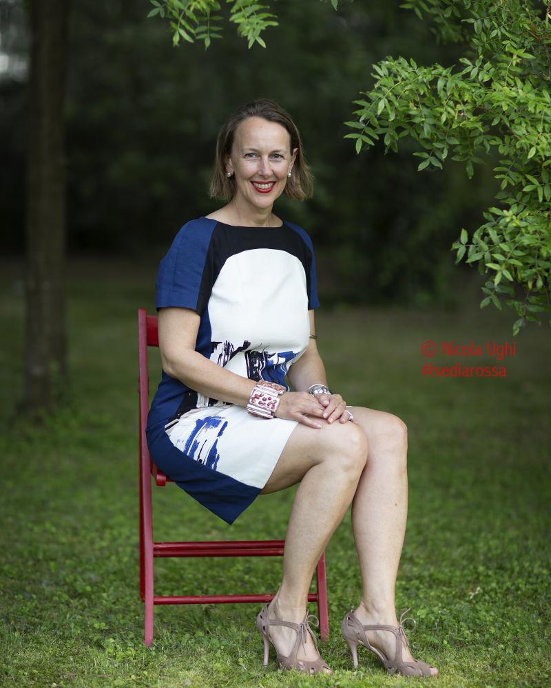 l'imprenditrice Barbara Mori