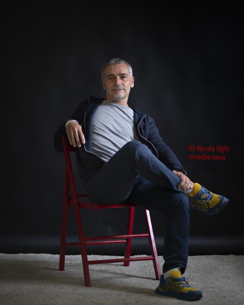 lo scrittore Sergio Costanzo