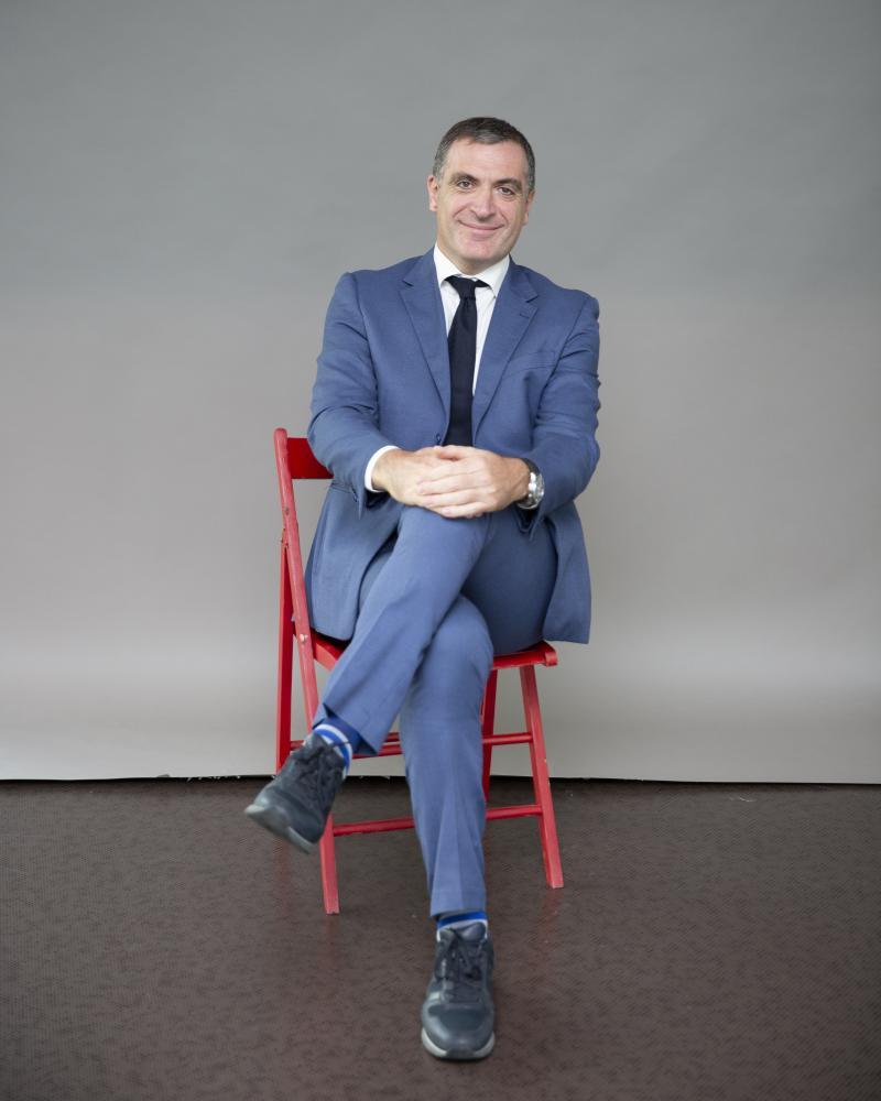il prorettore, prof Marco Gesi