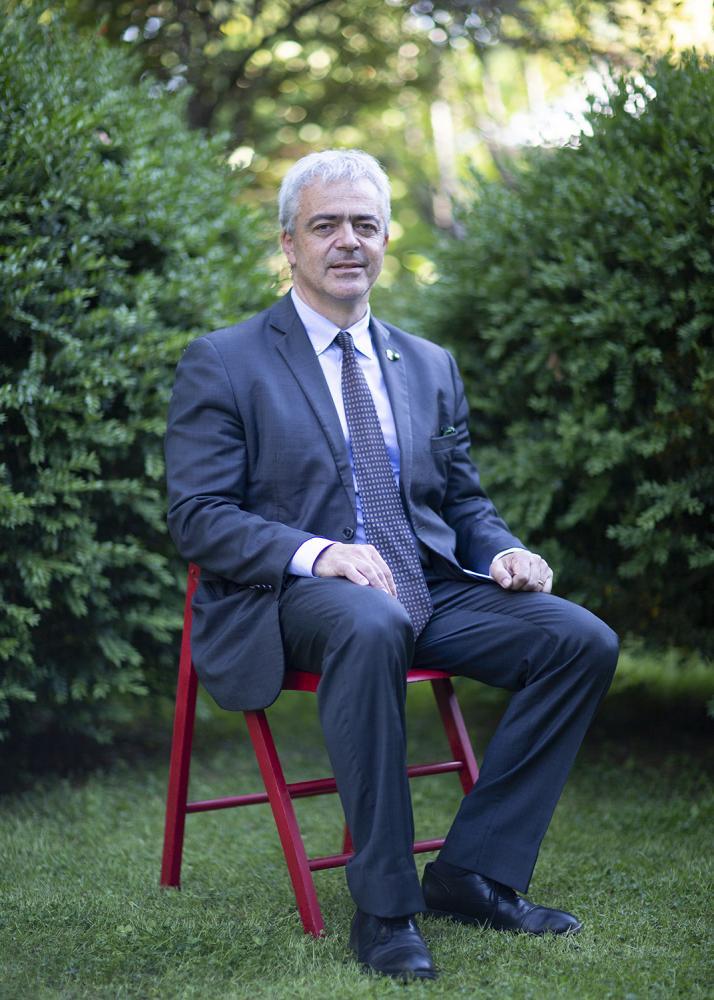 il candidato sindaco pisano Andrea Serfogli