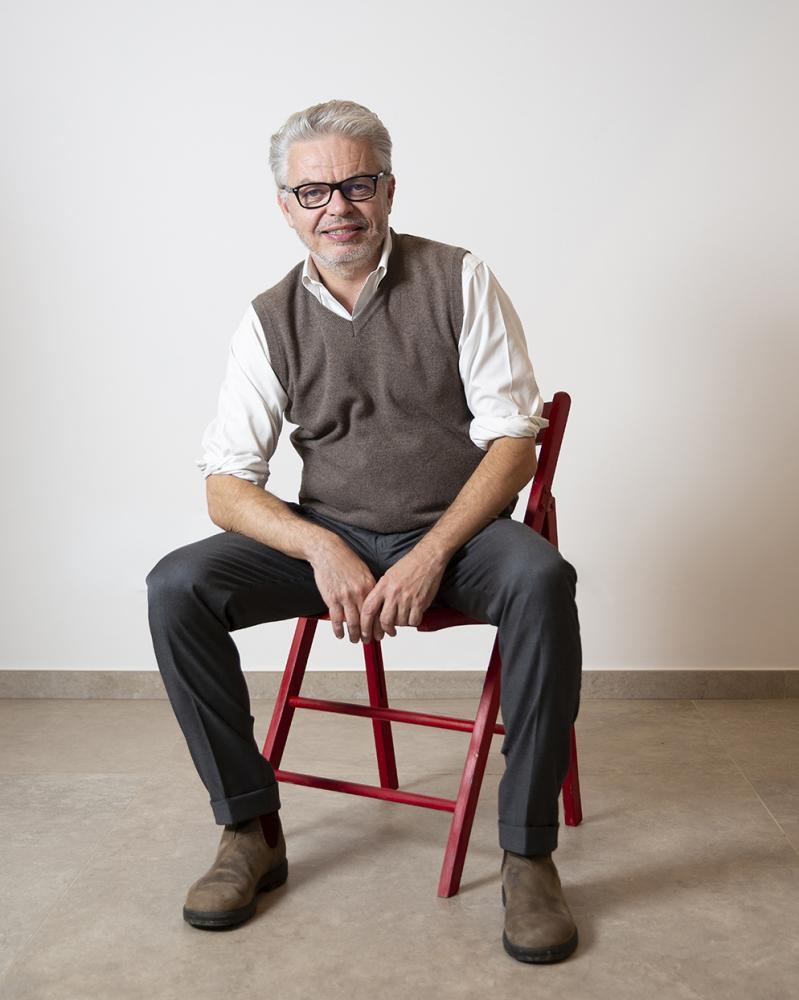 il giornalista Luca Sofri