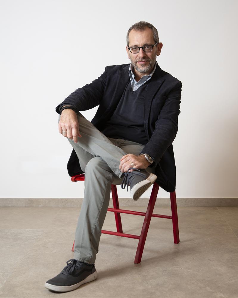 Il giornalista Matteo Formigli