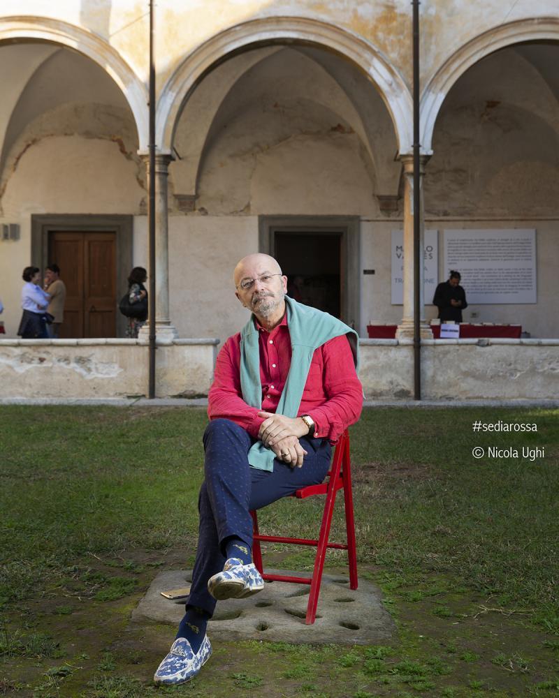 il giornalista Oscar Giannino