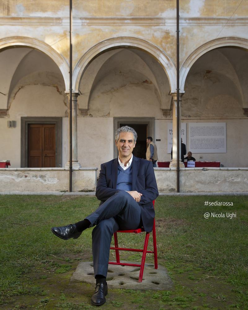 il presidente RAI, Marcello Foa