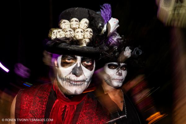 The Vibrant World of Dia de los Muertos