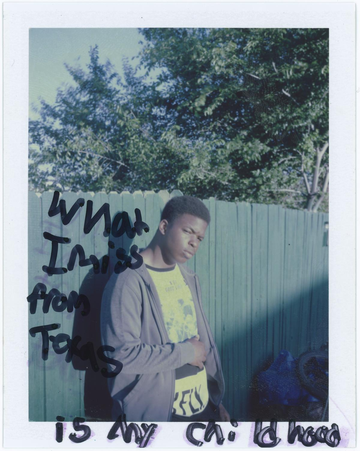 Will, Rapper. Denver, CO, 2018