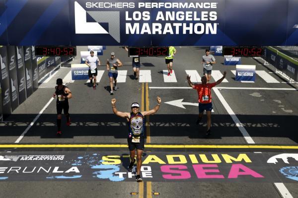 2019 LA Marathon