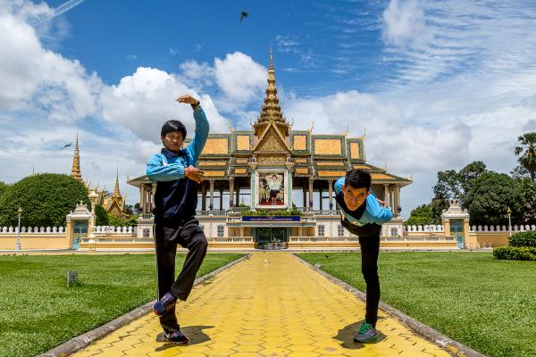 From Rice Fields to Ice Rink: Cambodia's First Figure Skating Team