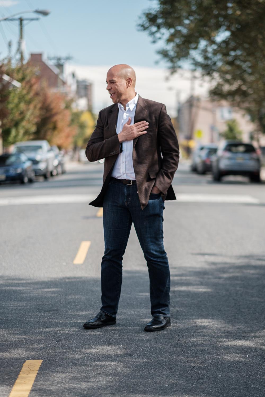 Cory Booker for NPR