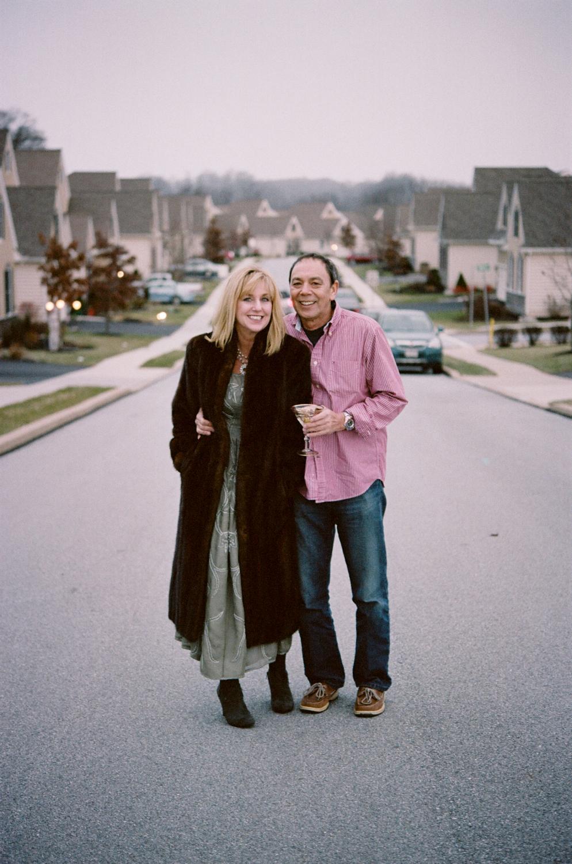 Dina and Tony