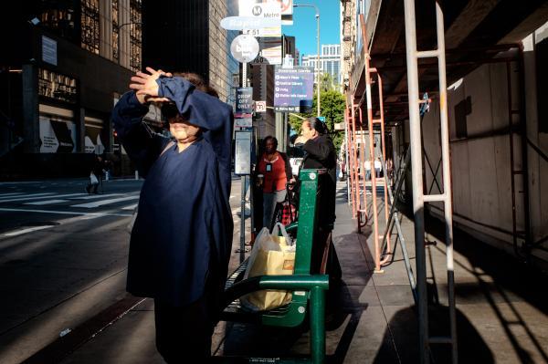 Communal Space: Bus Stops in Los Angeles