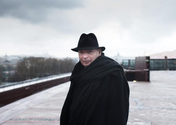 Jean Nouvel, architect for Le Parisien