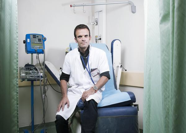Dr. Alexis Burnod for La Vie