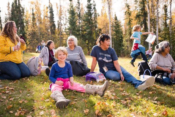 Engaging Elders in Elementary Education in Fairbanks, Alaska