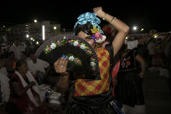 Muxes - The Third Gender in The Zapotec Land