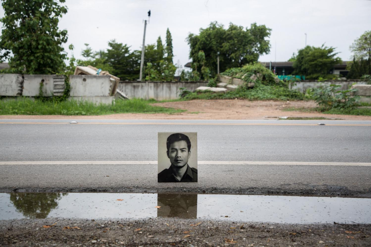 Prasert Chomamarit, Chairperson of Ban Fon Moo Peasant Federation in Nong Kwai District, Hang Dong District, Chiang Mai, was shot dead on 17 April 1975. Prasert was a prominent member of a local group which had been campaigning on rice paddy rental fee and exposing corruption by local government officials.
