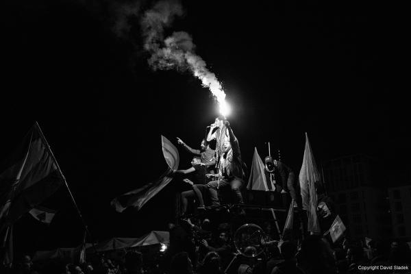 Thawra - Lebanese revolution entering 8th week amid failing state economy