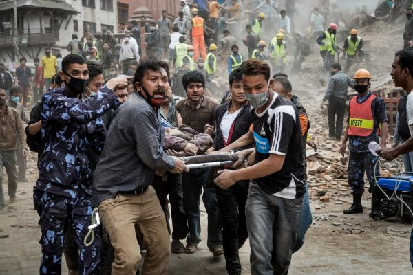 When the Earth Shook Nepal
