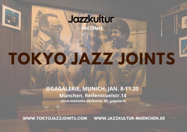 Tokyo Jazz Joints Munich
