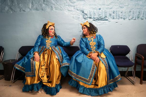 One Theater's 36 Year Production of Cinderella (and it's evil step-sisters)