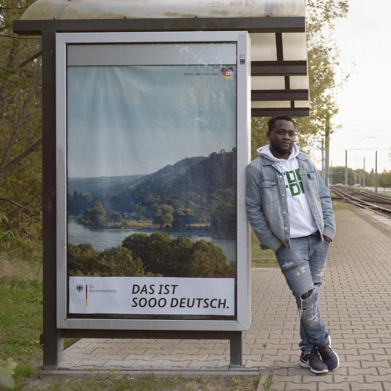 Art and Documentary Photography - Loading Eric_waiting_at_the_metro_stop_of_his_neighborhood_Hohenstu__cken__Brandenburg__2.jpg