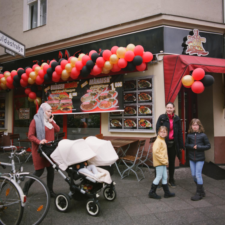 Art and Documentary Photography - Loading Restaurant_on_the_Sonneeallee__2.jpg