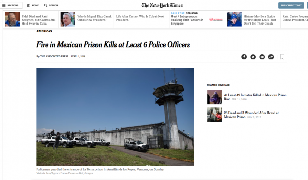 ​ https://www.nytimes.com/2018/04/01/world/americas/mexico-prison-fire.html ​​​