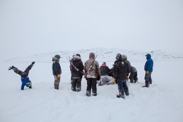 Nunavut's Young Hunters