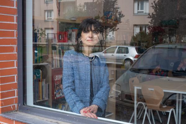 Lila Bidaud,  Fondation Lire et Comprendre