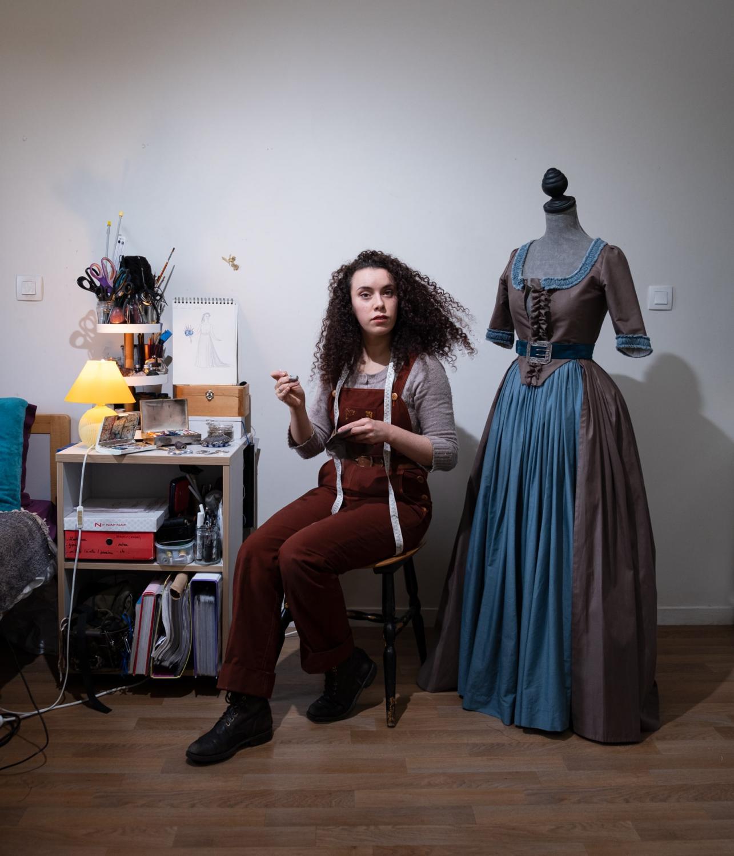 Floriane Breau , costumière