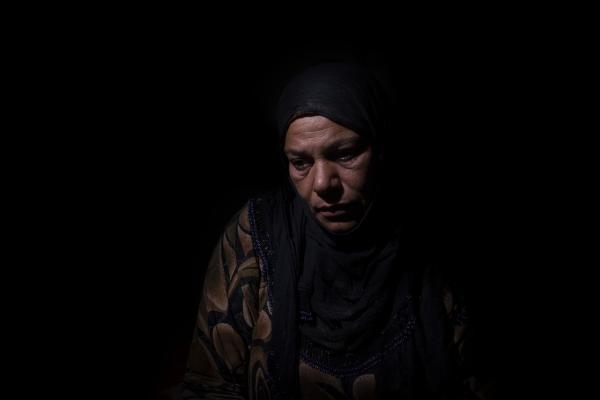 Rojava Refugees Portraits