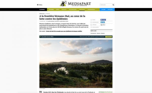 Client:  Mediapart  - France  Published: January 2020