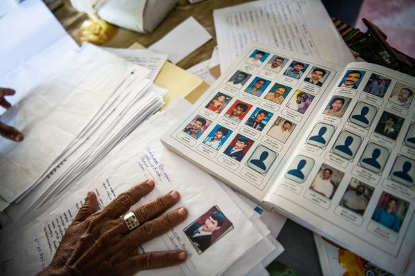 The Families of Sri Lanka's Disappeared