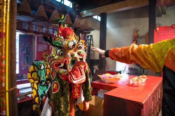 Hong Kong's Cultural Heritage