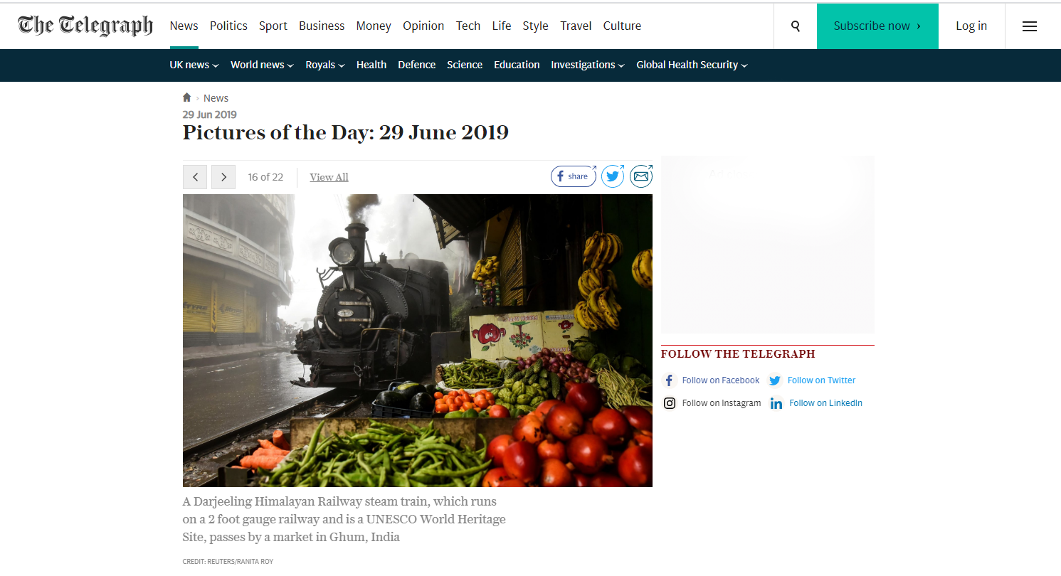 Art and Documentary Photography - Loading The_Telegraph.png