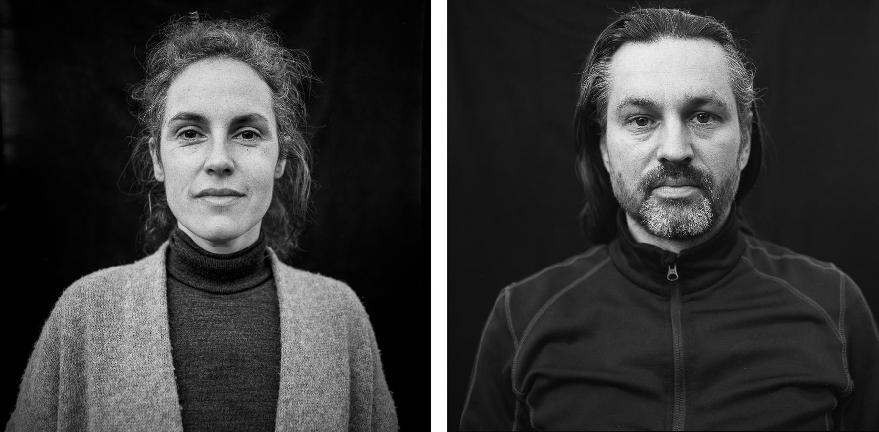 Ruth De La Calle & Simon Berth, Winter 2019.