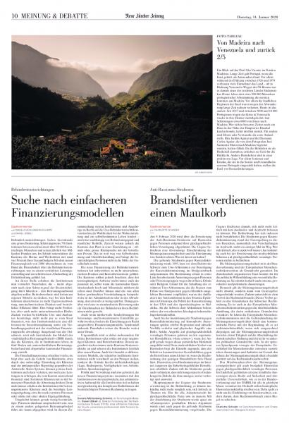 """Where do I belong? Abandoning the Venezuelan Dream"" at NZZ.  View here"