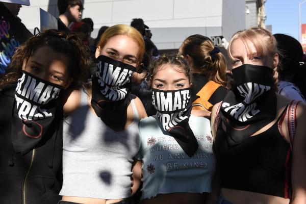 Youth Climate Strike San Francisco