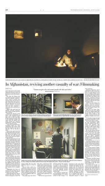 IRAN UNDER SANCTIONS, Le Monde (France) - 2013