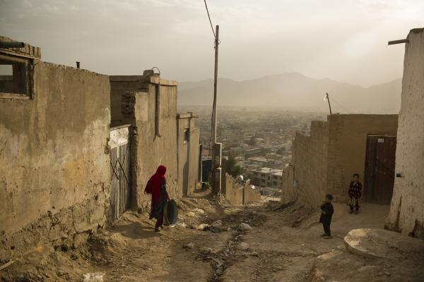 Single Mothers of Afghanistan
