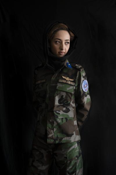 KABUL | AFGHANISTAN | 8/15/17 | Shamim Noori (22) - graduated 2 months ago from Parwan province