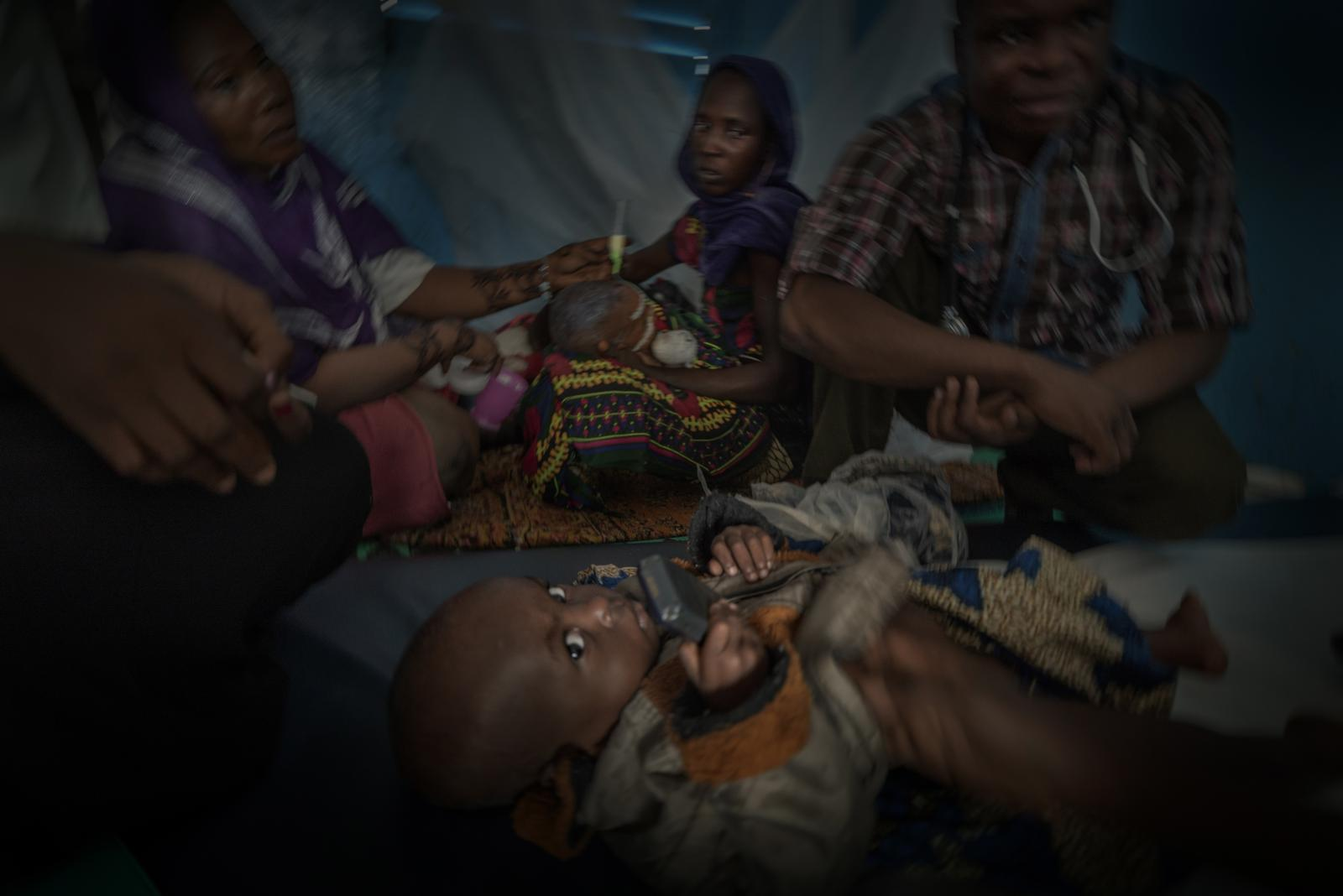 Bokoro: many families depart from this region on the route through Libya to Europe in search of a better future (Chad).