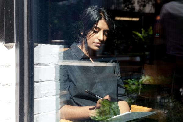 Priya, director of Road To Refuge. Shot for Frankie Magazine and Bank Australia.