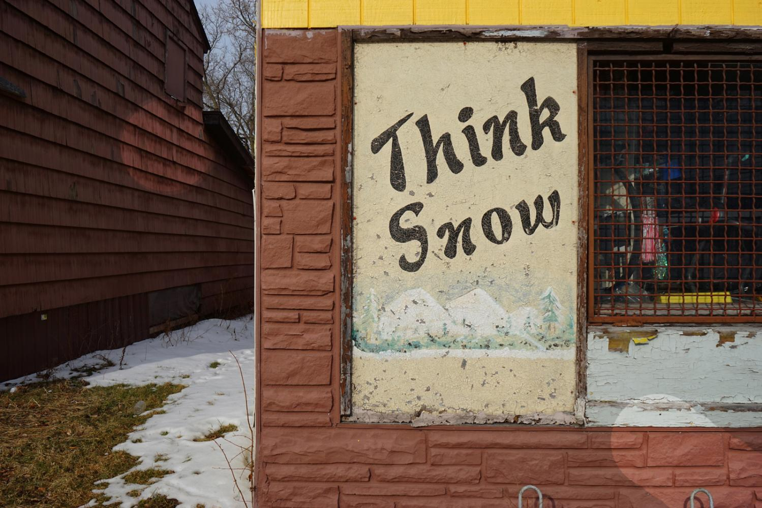 Photography image - Loading Think_Snow.jpg