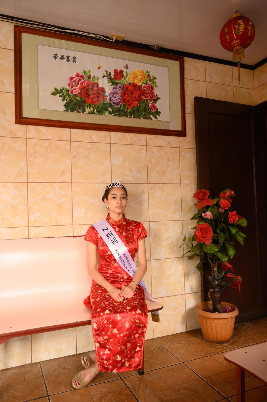 Alessa Eduarte Fung en su casa en Uruca, San José, Costa Rica around noon on Monday, September 16, 2019.