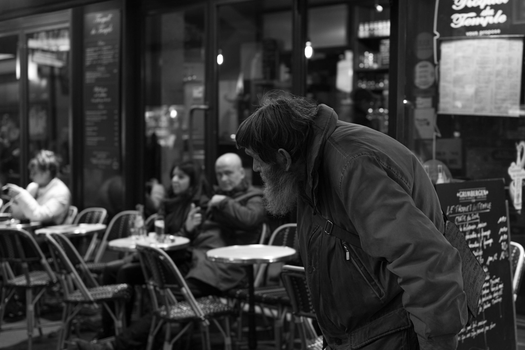 Living in Le Marais, Paris