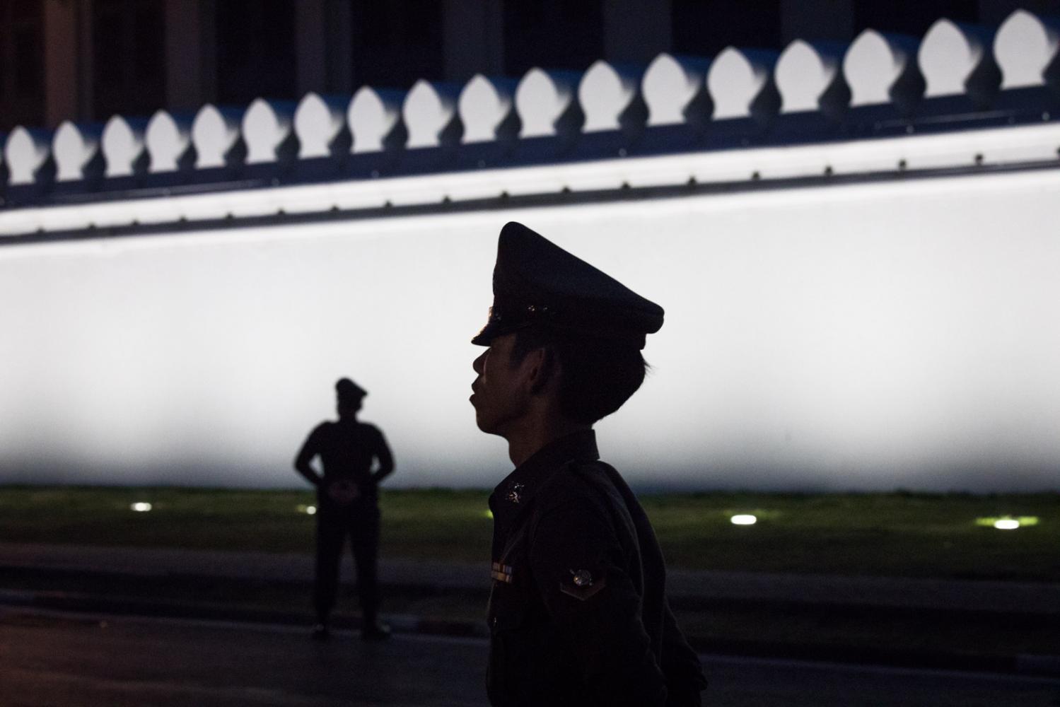 Mourning Thailand's King Bhumibol Adulyadej