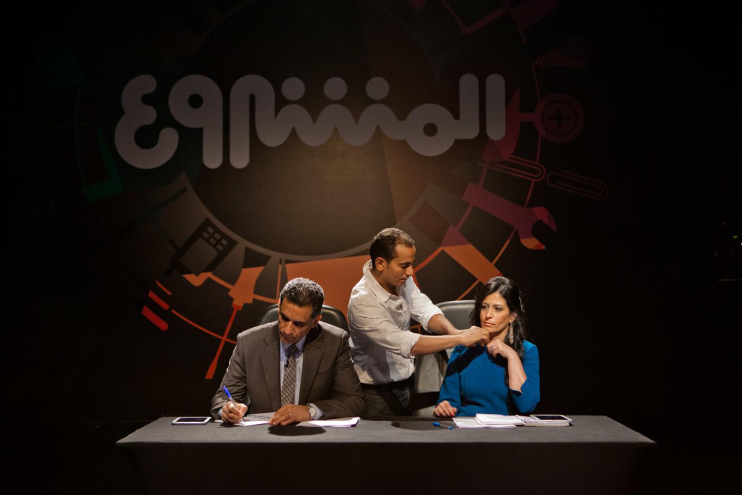 elMashrou3: Egypt's entrepreneurial reality show